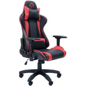 Qware Gaming Chair Taurus - Red voor €149 @ Informatique