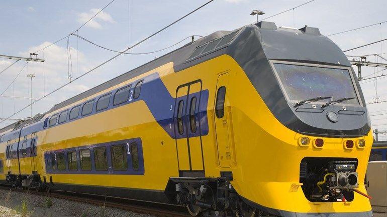 Verschillende treinkaartjes acties overzicht