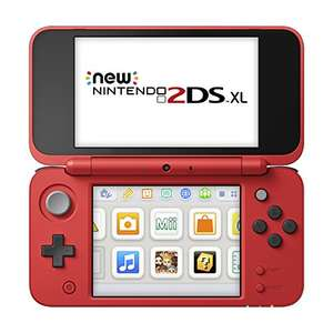 New Nintendo 2DS XL Pokeball Edition voor €114,11 @ Amazon.es