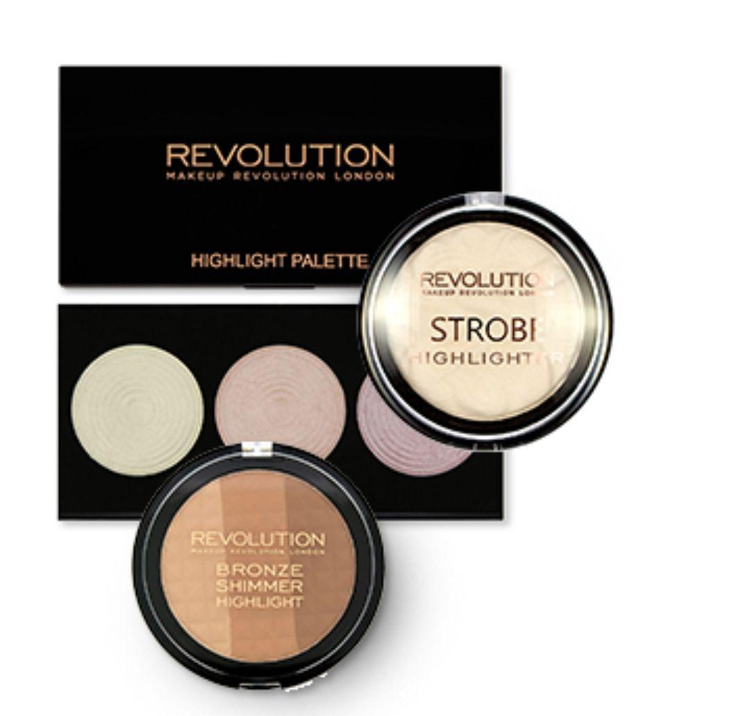 Revolution make-up 50% korting bij Etos