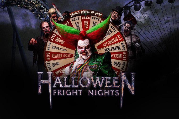 Walibi Fright Nights