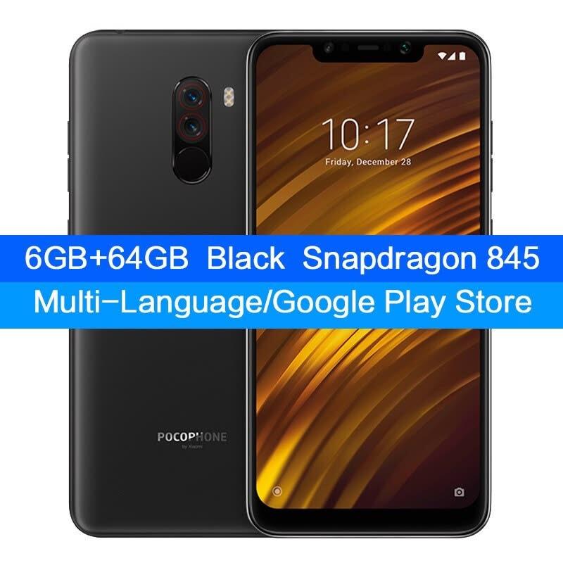 Xiaomi f1 pocophone 6gb / 64gb @joybuy
