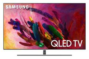 "SAMSUNG 55"" 4K 120HZ QLED TV"