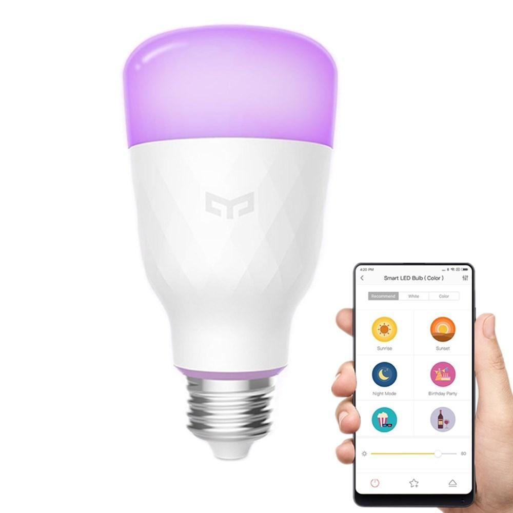 YEELIGHT Smart light v2 10W RGB E27 @Banggood