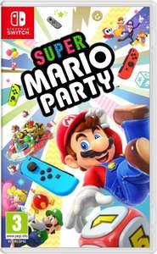 Super Mario Party Switch Dagdeal @ Wehkamp