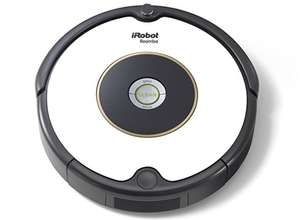 iRobot Roomba 605 wit - elders €224,50 @amazon.de