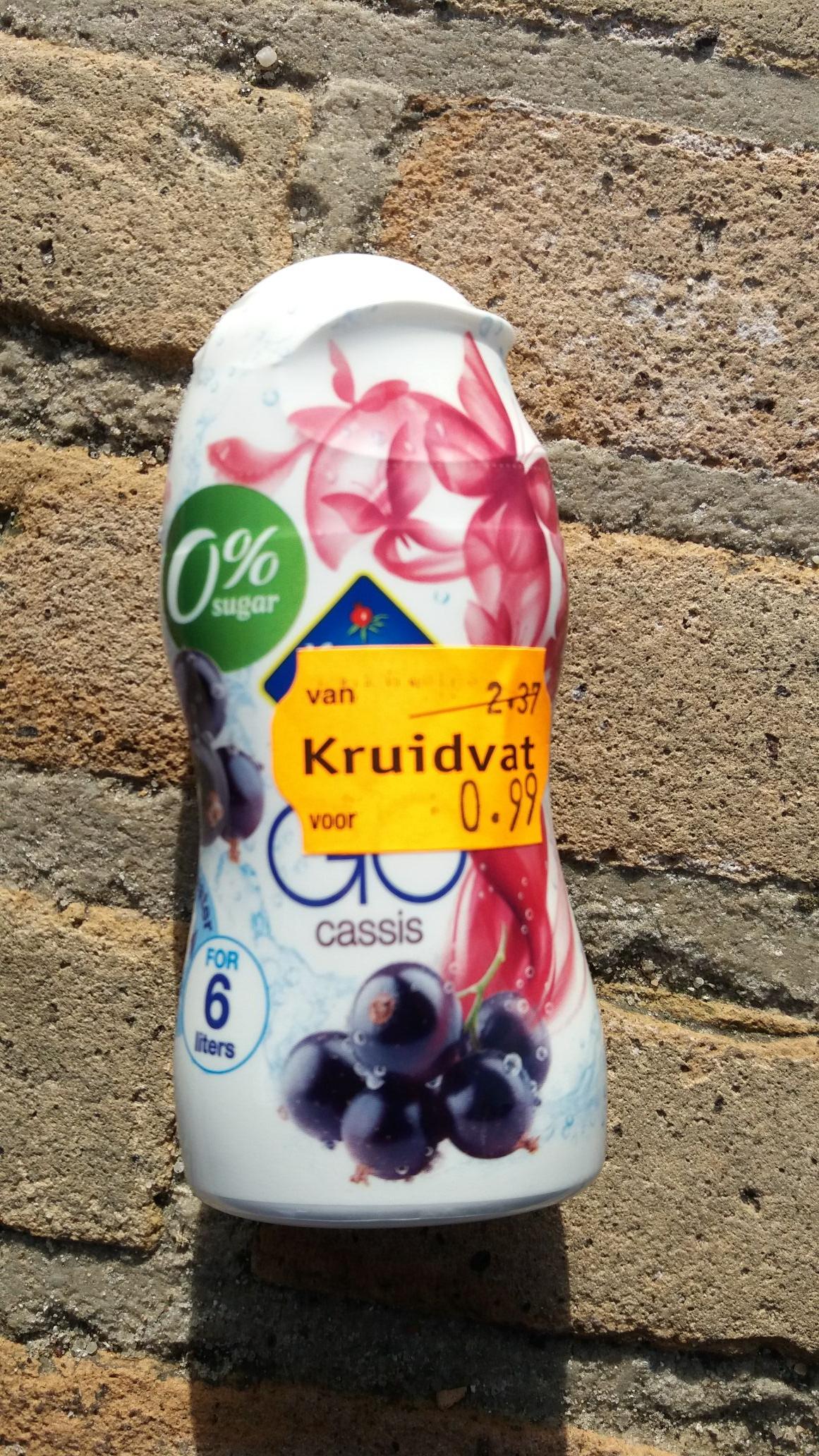 Karvan Cevitam Go voor maar 99 cent @kruidvat