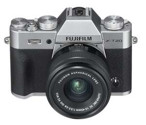 Fujifilm X-T20 + XC15-45mm lens @Amazon.de