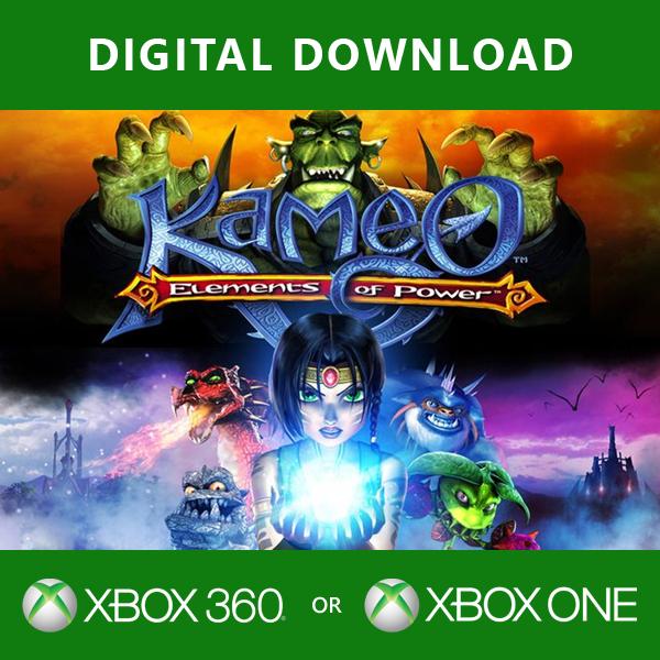 Kameo Elements Of Power (Xbox 360/XB1) digitale code voor €0,50 @ Shop4NL