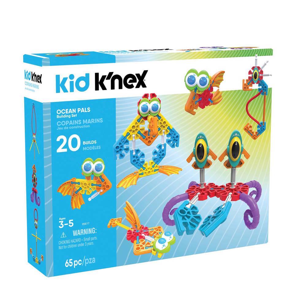 K'nex Kid Ocean Pals bouwset voor €11,95 @ Wehkamp