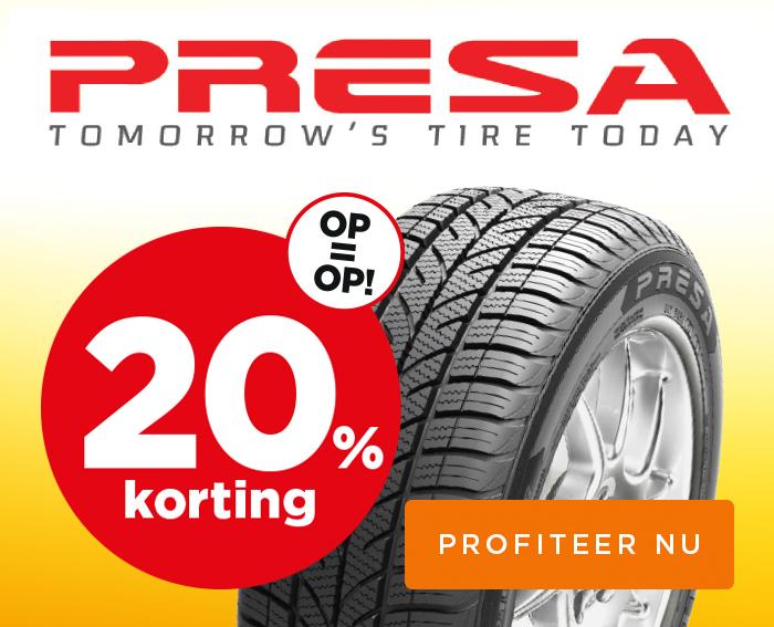 20% Korting op All-season banden @ Kwik-fit.nl