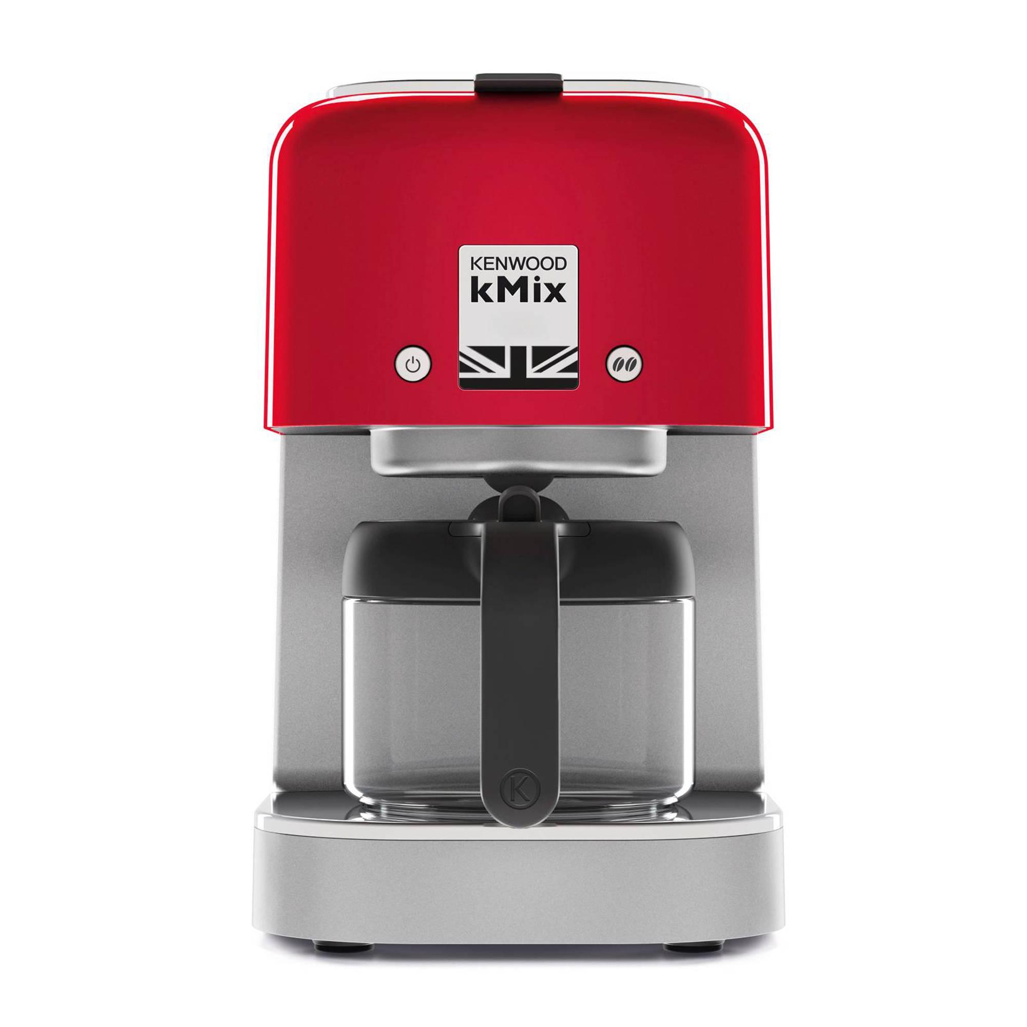 Kenwood COX750RD kMix koffiezetapparaat voor €29,95 @ Wehkamp