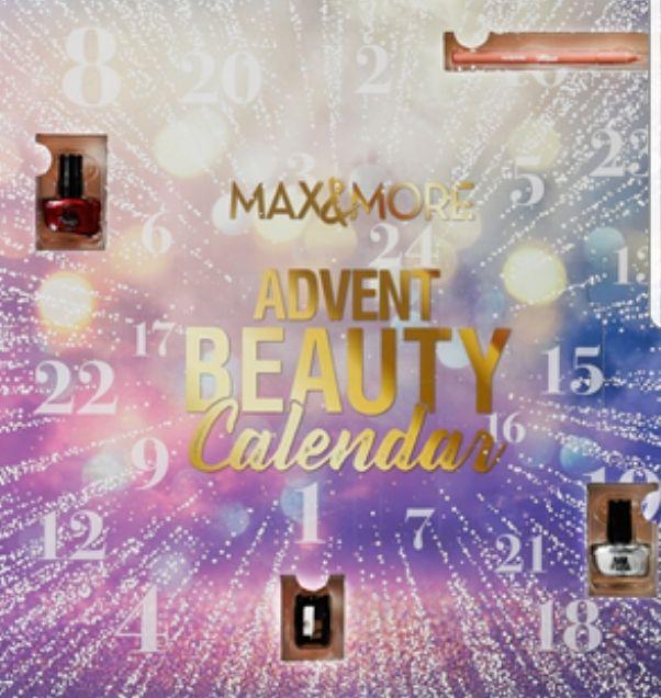 Action Max & More Beauty 24- delige Adventskalender