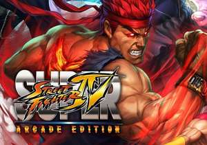 Super Street Fighter IV: Arcade Edition PC Steam CD-Key voor €0,99,@ Gamivo.com
