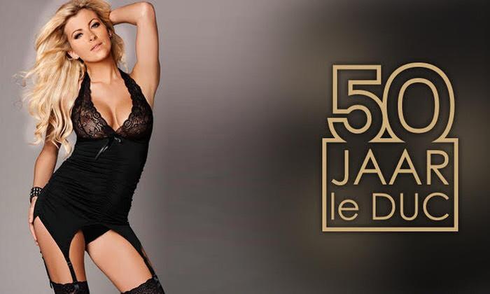 Christine Le Duc €50 Waardebon (Geen Minimale Besteding) @ Groupon