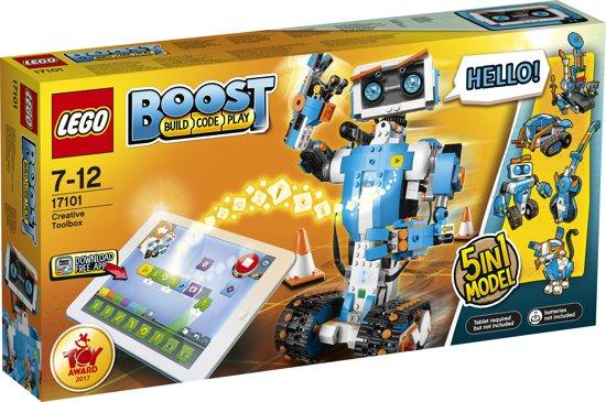 Ongeveer 30% korting op diverse LEGO Tech sets @Bol.com