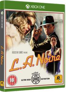 LA Noire XB1/PS4 voor €12 (Switch - €15,51) @ ShopTo