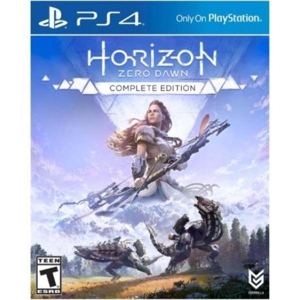 Horizon Zero Dawn Complete Edition PS4 voor €22,99 @ Shop4NL