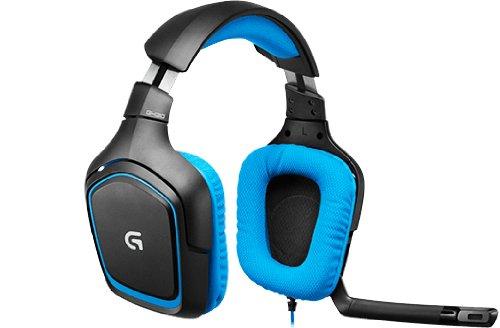 Logitech G430 gaming headset (PS4/PC) voor €49,83 @ Amazon.de
