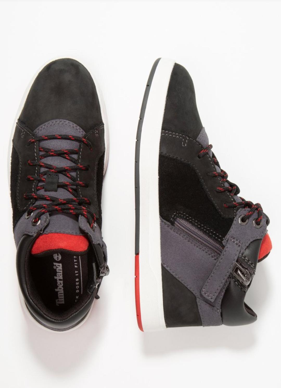 Leren Timberland schoenen maat 31 t/m 40 @Zalando