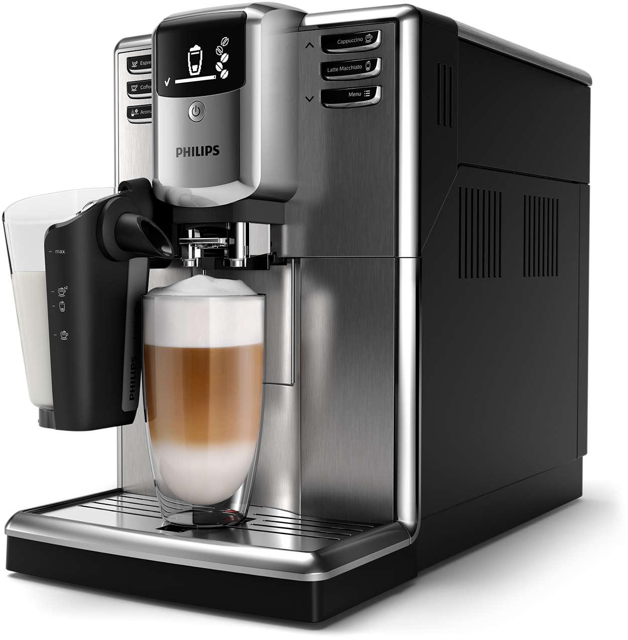 Philips Latte Go EP5335/10 met ING punten