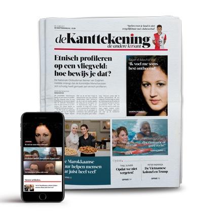 GRATIS 4 weken de nieuwe krant 'De Kanttekening'
