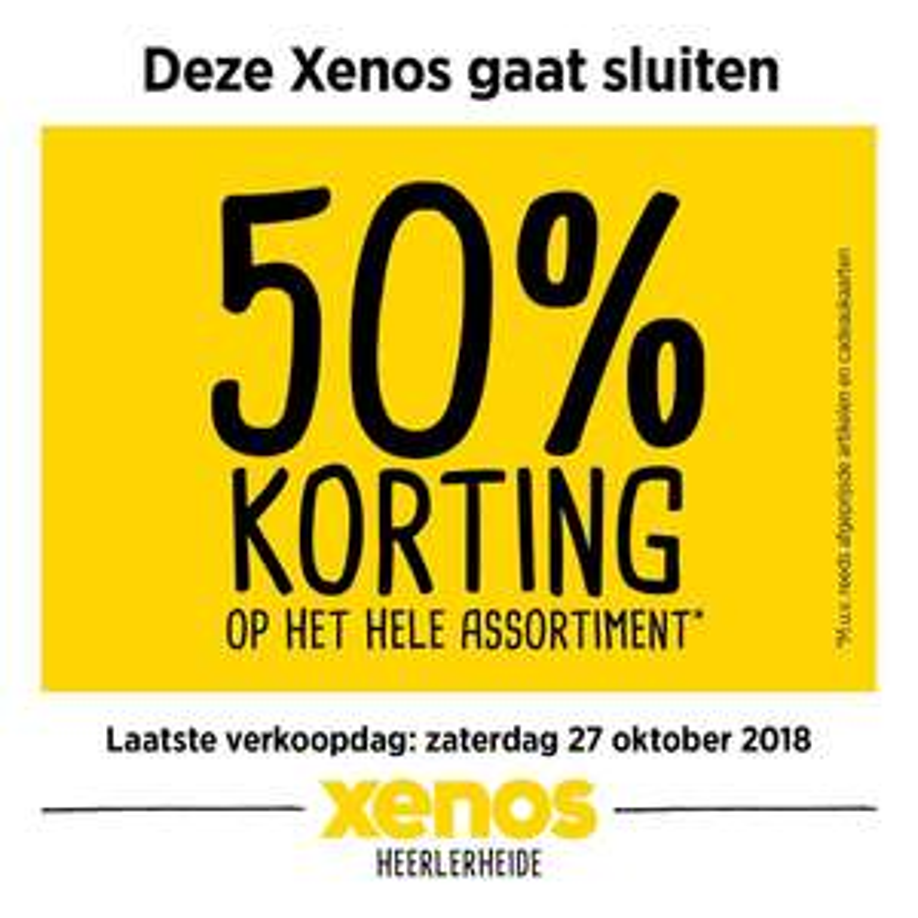 Xenos Heerlerheide