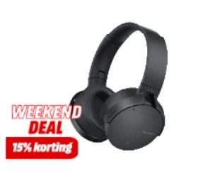 Sony MDR-XB950N1 voor €122,40 @ Mediamarkt.nl