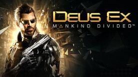 Deus Ex: Mankind Divided Steam