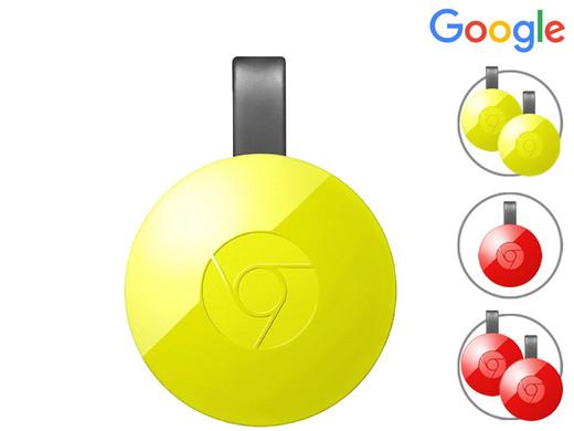Ibood - Google chromecast (2nd gen) voor 29.95 euro