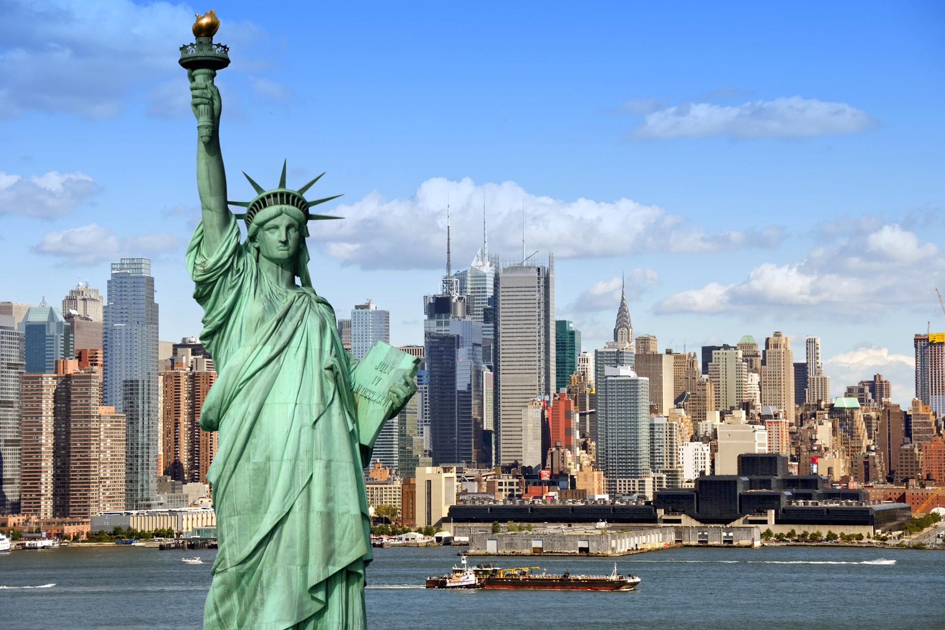 Retour Brussel - New York vanaf €183