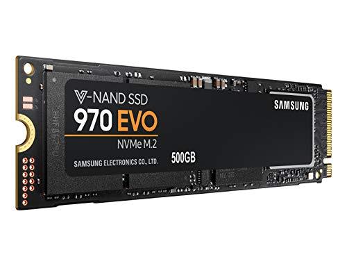 Samsung 970 Evo 500GB SSD (M.2) @ Amazon.de