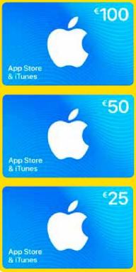 15% Gratis bonustegoed op iTunes kaarten  @ Kruidvat