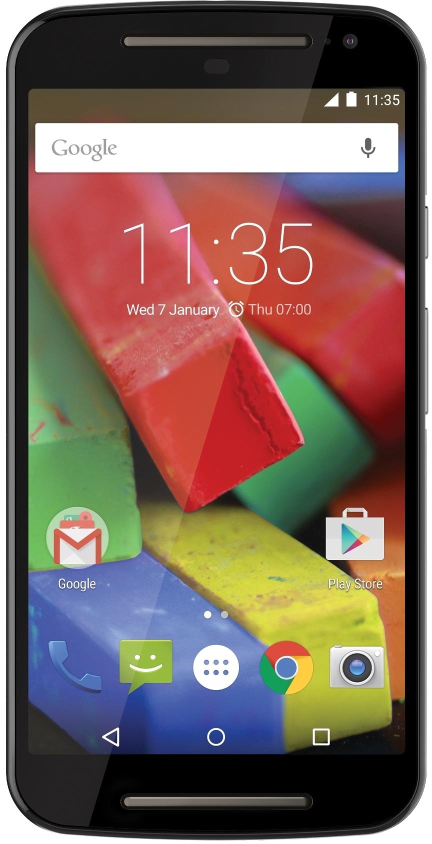 Motorola Moto G 4G (2015) met BEN 100 min/sms (1 maand) voor €168,45 @ Coolblue