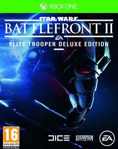 Star Wars Battlefront II Deluxe Edition - Xbox One @Bol.com