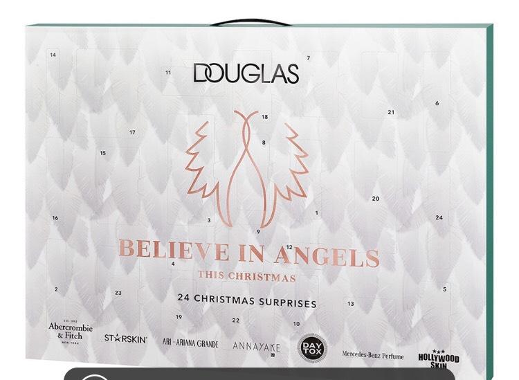 Douglas Adventskalender 2018, met code €24,99 i.p.v. €29,99 @Douglas