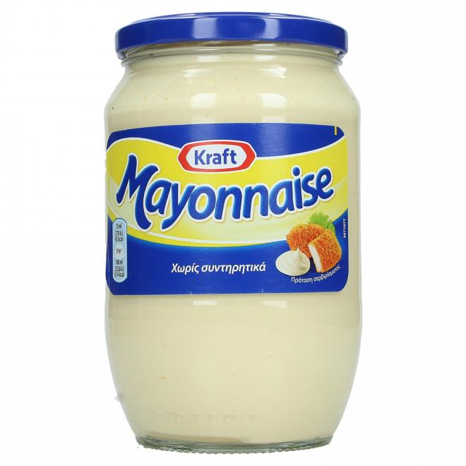 Kraft mayonaise pot 750ml voor 33 cent p/s bij 3 stuks