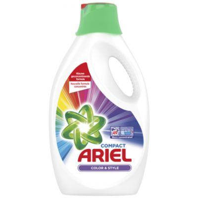 Ariel 6euro per fles bij aankoop van 3stuks @trekpleister