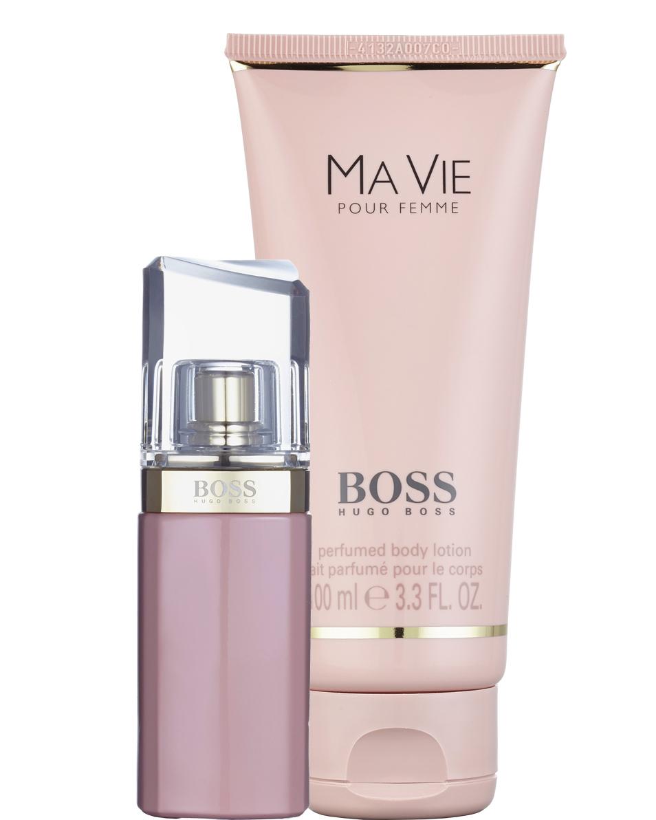 Hugo Boss Ma Vie geschenkset voor €27,98 @ ICI Paris XL