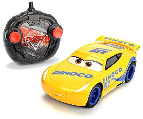 Dickie Disney Cars 3 Cruz Ramirez bestuurbare auto voor €11,28 @ Amazon.de