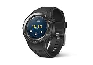 Huawei Watch 2 Sport- (NFC, Android wear 2.0, 3G) Zwart