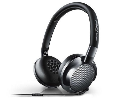 Philips Fidelio NC1 Koptelefoon (elders €250) @ibood