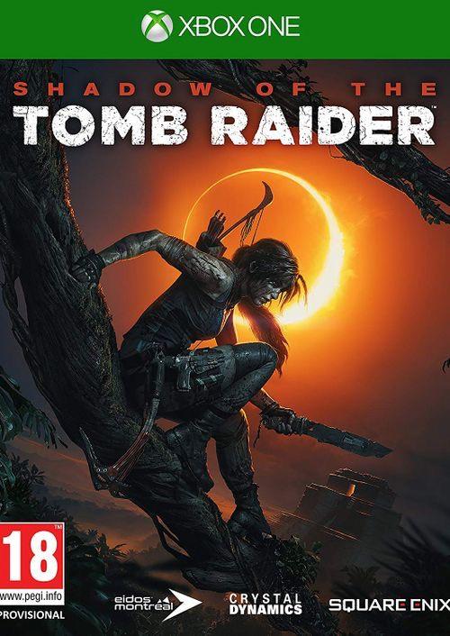 Nieuwste Tomb Raider voor xbox one