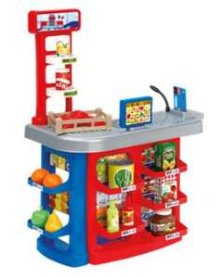 Ecoiffier speelgoedwinkel incl accessoires @ Action