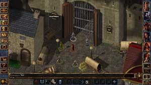 Baldur's Gate Enhanced Edition voor €1,99 @ Google Play Store