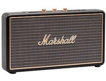 Marshall Stockwell Bluetooth speaker - Zwart ( deal van de dag )