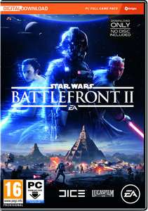 Star wars Battlefront 2 PC digital code