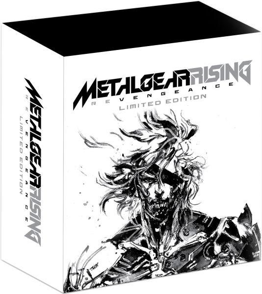 Metal Gear Rising: Revengeance - Limited Edition (Xbox 360) voor € 32,25 @ Zavvi