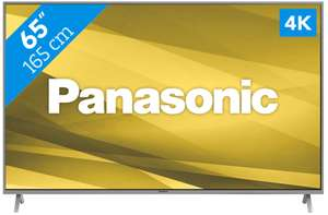 Panasonic TX-65FXW724 4K Ultra HD tv voor €999 @ Coolblue