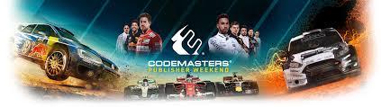 Codemaster Publisher Steam sale [PC]
